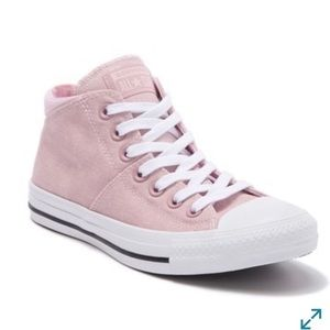 Like New Converse Madison Sneaker in Plum Chalk